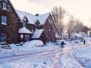 The Hopetoun Arms Hotel - Hotel in Winter
