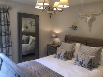 Double room-Luxury-Ensuite with Shower-Mountain View-Deer - Dog Friendly