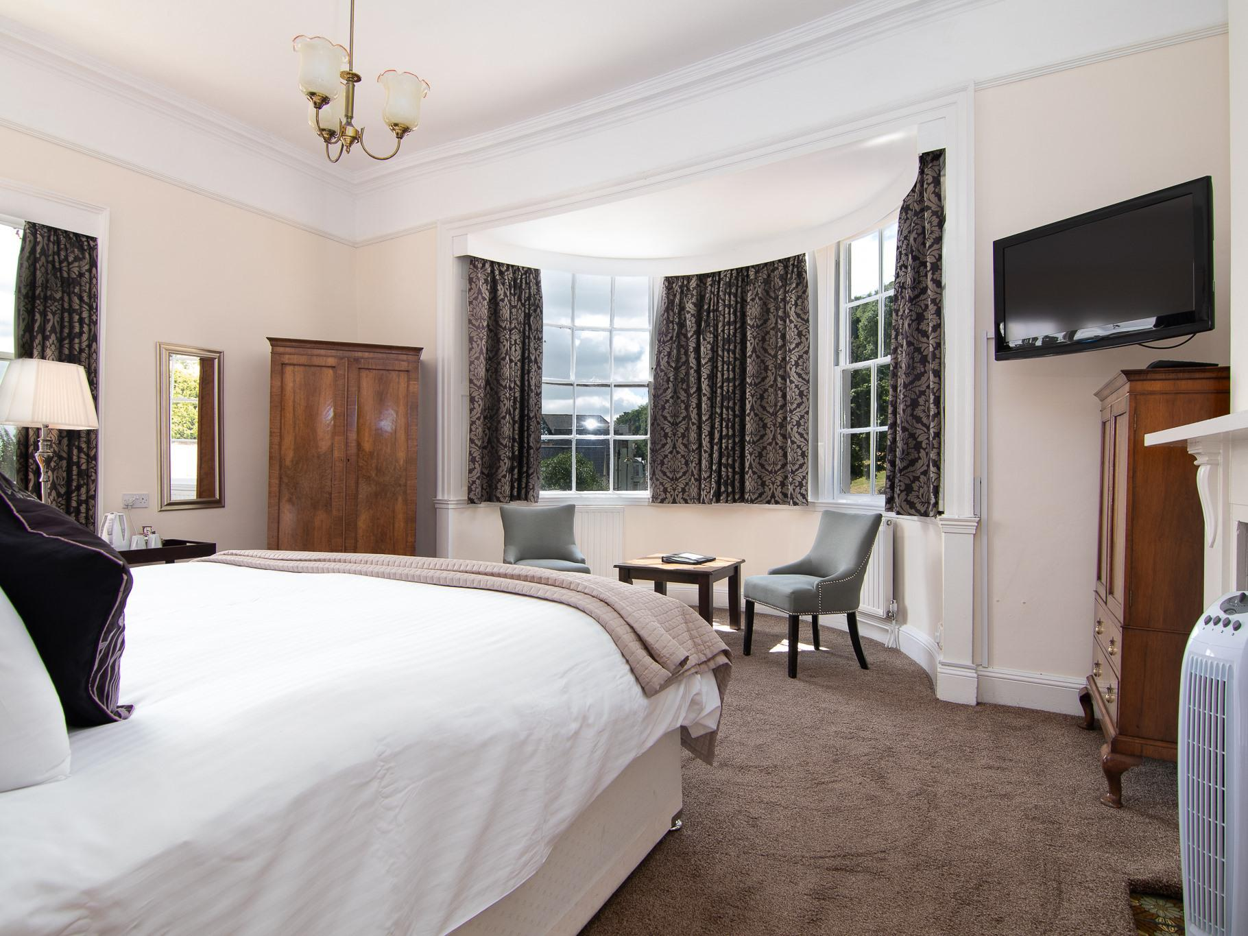 Double room-Deluxe-Ensuite-With View
