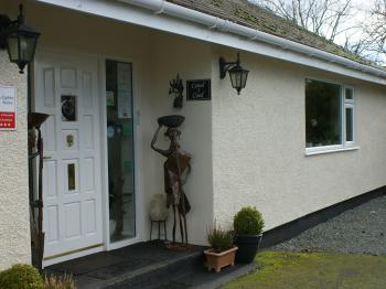 Talybont B&B - Front Entrance