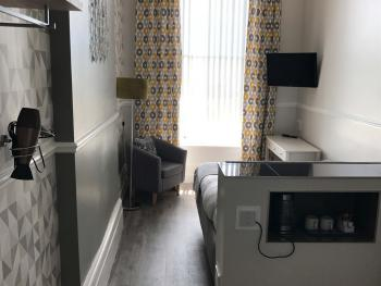 Double room-Deluxe-Ensuite with Shower-Sea View - Double room-Deluxe-Ensuite with Shower-Sea View