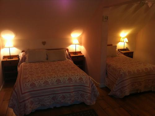 Room 5 Family en suite sleeps two adults and two children under 16 + cot if required