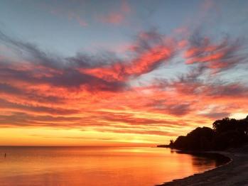 Firefly Beach Sunrise