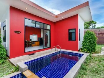 1LA# 1 Bedroom - Lanna Villa