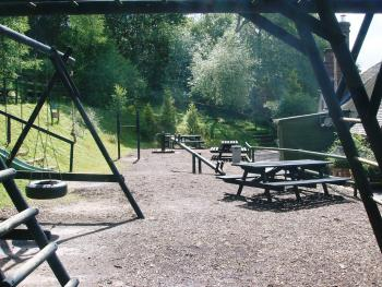 Rear Childrens Play Area