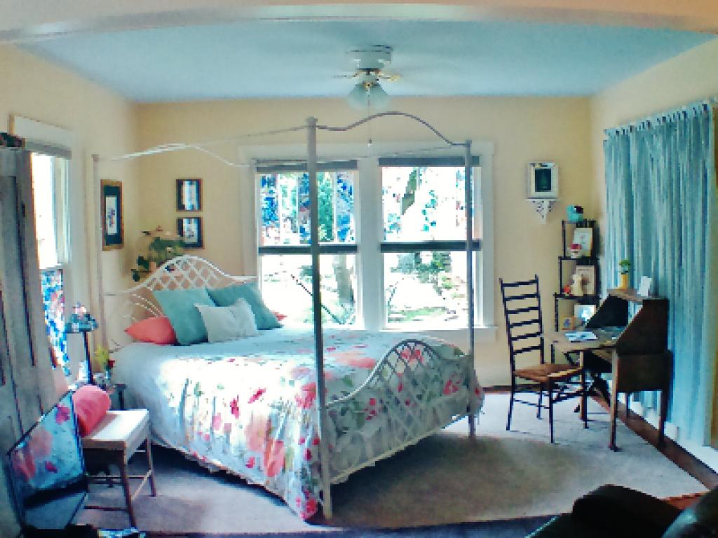 Garden Room-Double room-Ensuite