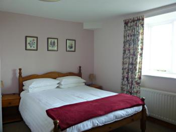 Holiday cottage bed room