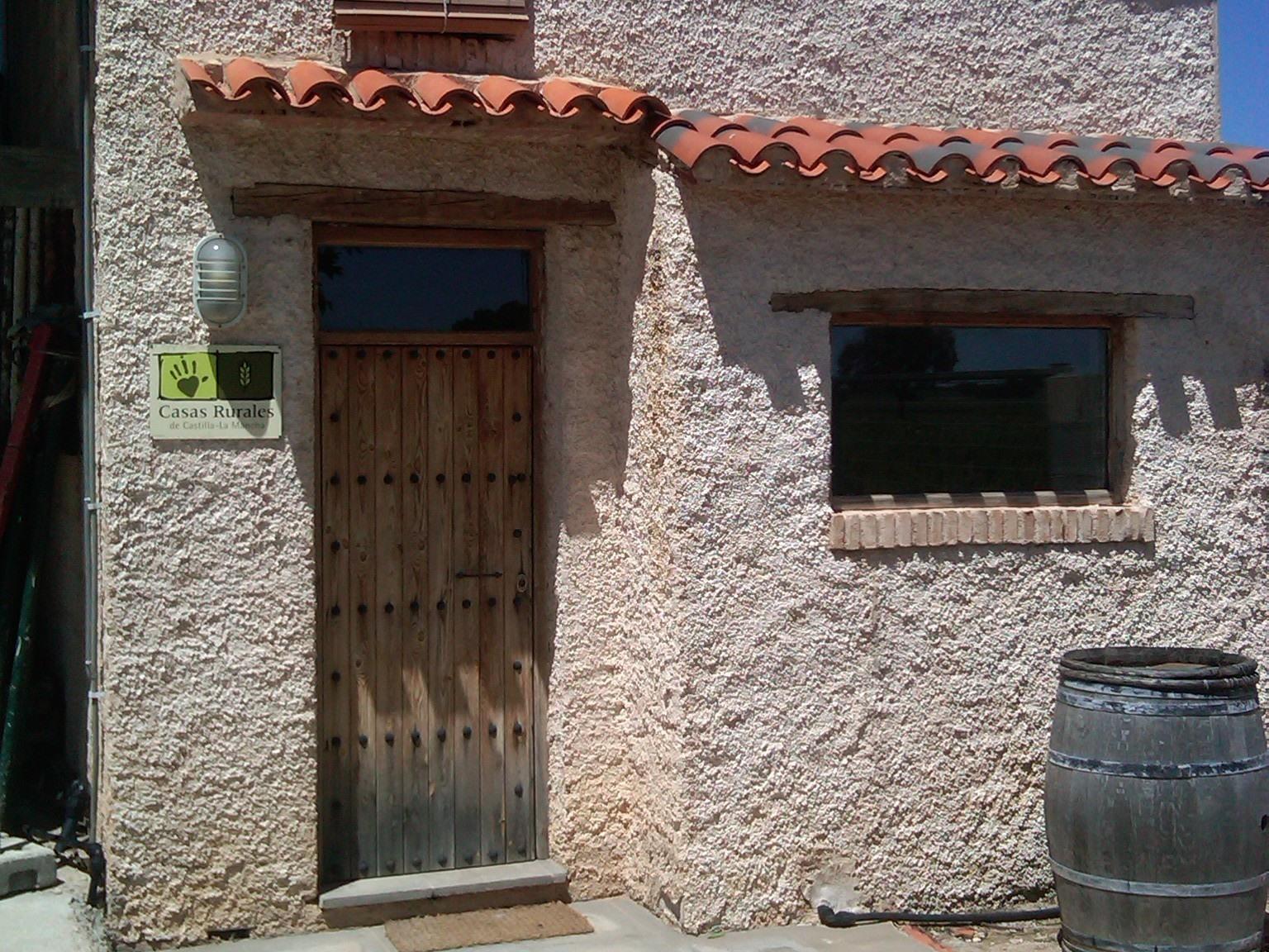 Casa-Rural-Baño con bañera-Vista al campo-Casa Sarmiento