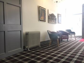 The Huddersfield Hotel - Reception