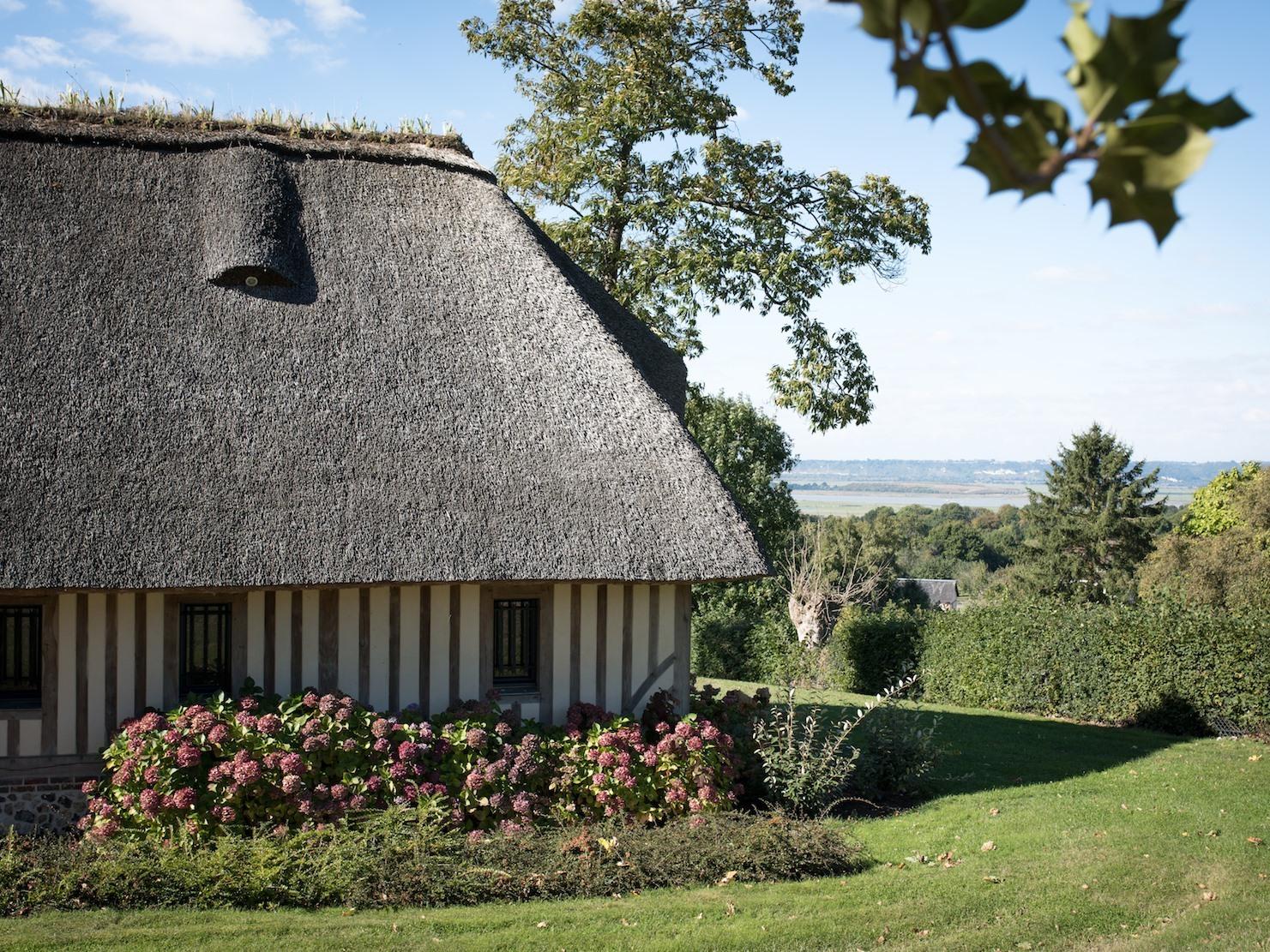 Cottage-Supérieure-Salle de bain et douche-Vue sur Parc
