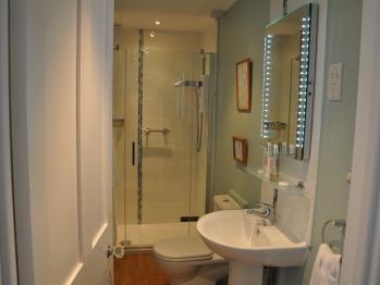 Garden Suite shower room