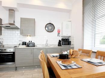 apartment 5 open plan kitchen diner