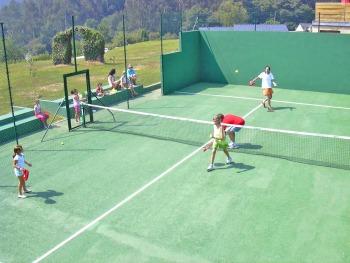 Pádel tenis