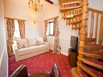 Lounge, Self Catering Suite