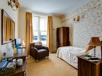 Single room-Deluxe-Ensuite with Shower-Sea View