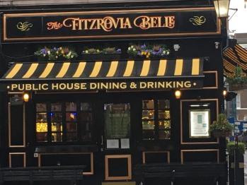 Fitzrovia Belle Public House & Hotel -