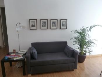 Appartamento-Bagno privato-Vista giardino