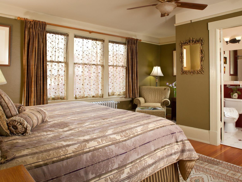 Double room-Ensuite-Primrose Room.