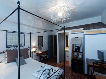 Celio Junior Suite with en-suite bathroom with Jacuzzi