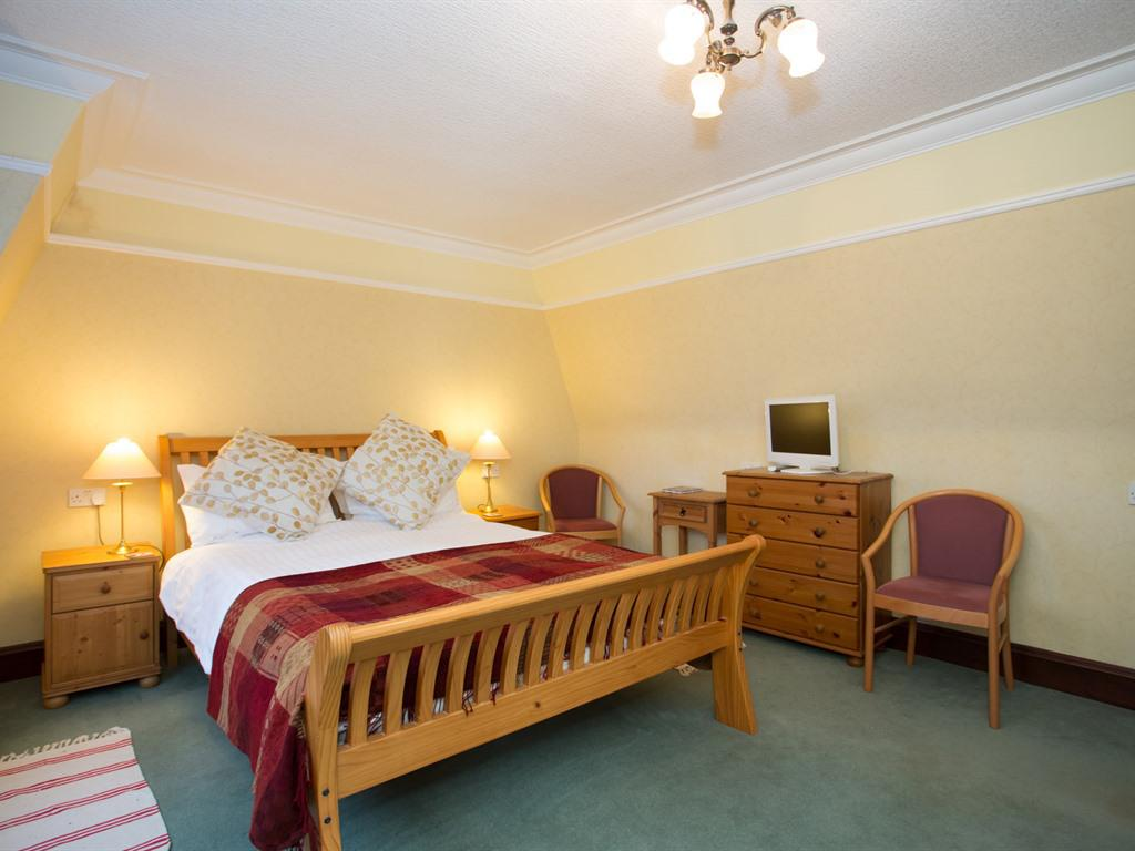 Double room-Luxury-Ensuite with Shower-Garden View-MOUNT KEEN