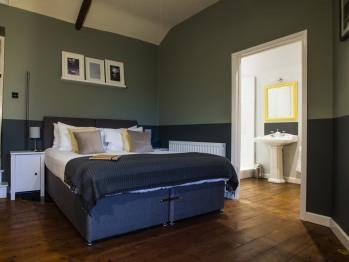 Broadrock - Tintern room & en-suite