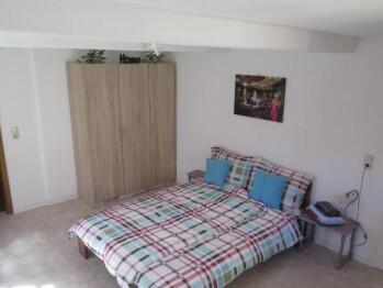 Doppelzimmer-Komfort-Eigenes Badezimmer-Stadtblick