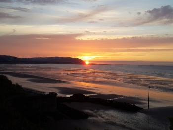 The Blue Anchor - Our Sunset