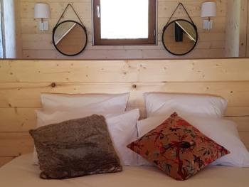 Lodge GOLD avec bain nordique