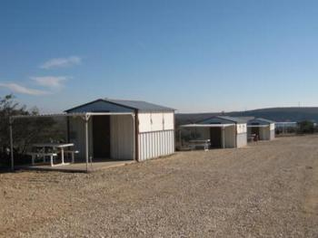 Hut-Shared Bathroom-Cabana Hut - Base Rate