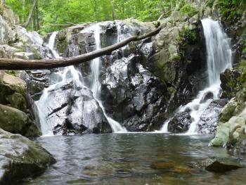 Waterfall in Shenandoah National Park - 1 of Many