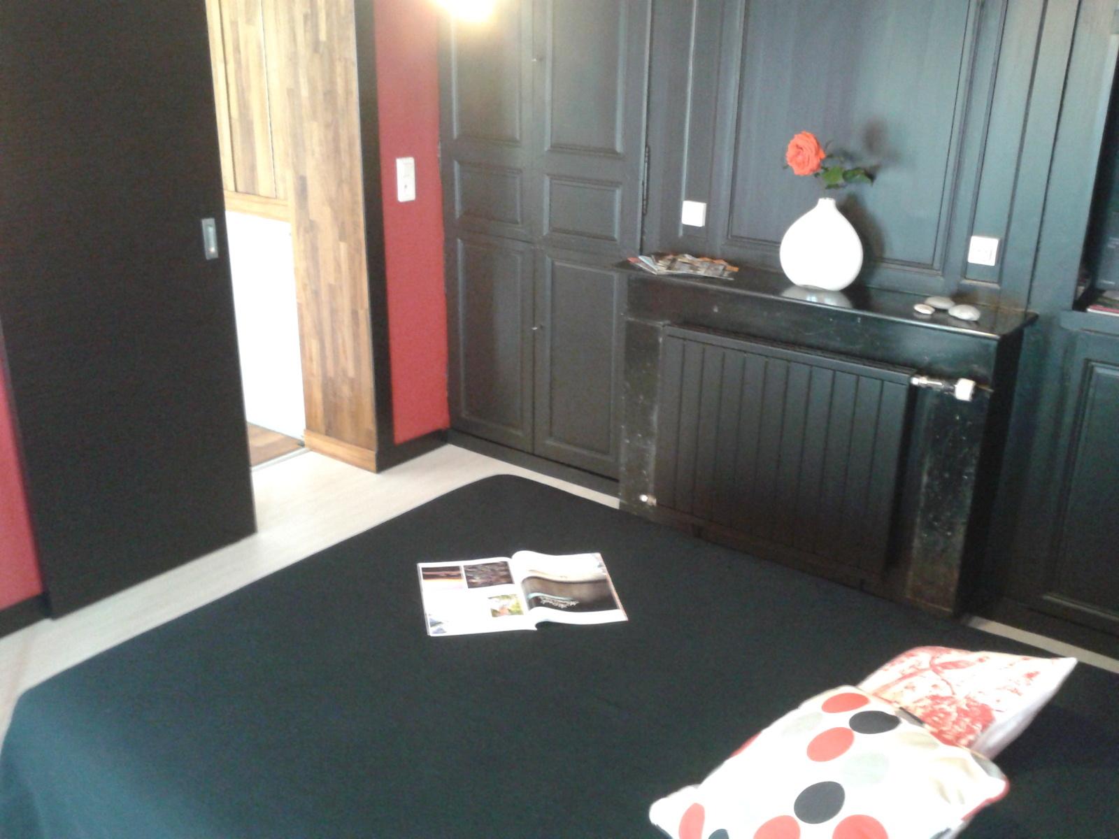"""Appartement """"Le Ptit Loft"""" rez-de-chaussée (douche)"""