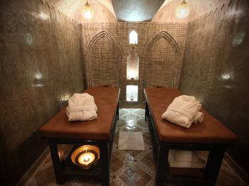 Haven Spa - massage room