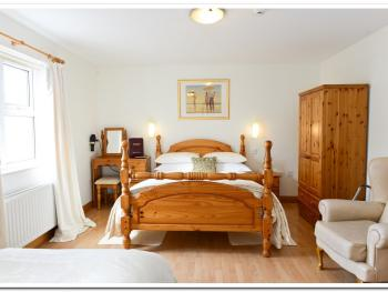 Bright luxury rooms