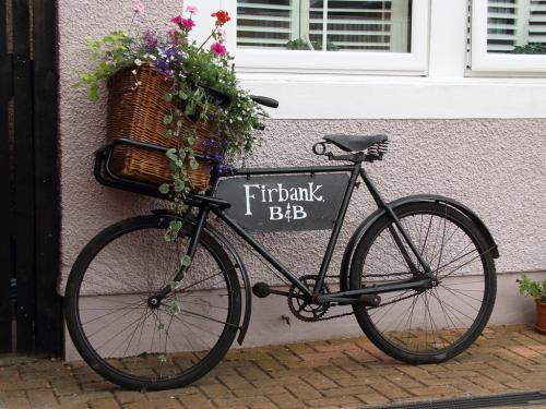 Look out for our vintage bike on arrival
