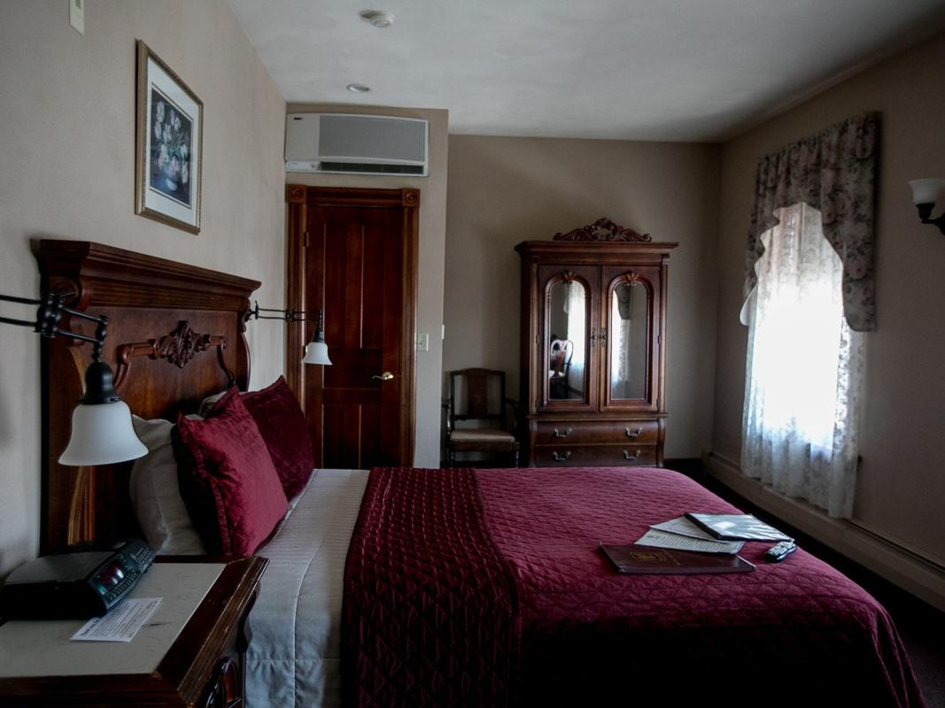 Double room-Ensuite-Standard-21 - Base Rate