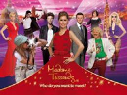 BLACKPOOL'S MADAM TUSSAUDS