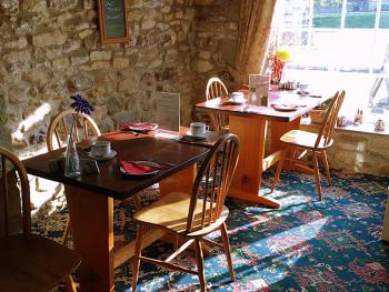 Tearoom and Breakfast room