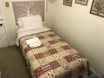 Single room-Shared Bathroom-Standard-Room 05 Single Bed on Sec