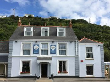 Portreath Arms - Exterior View