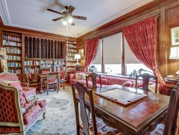 Library and Games Room