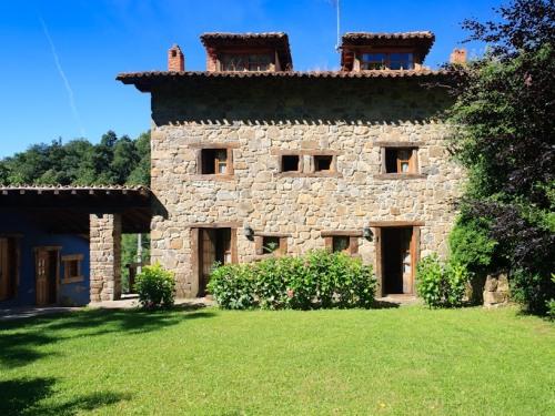 Casa Rural La Yosa de Arguebanes Jardín