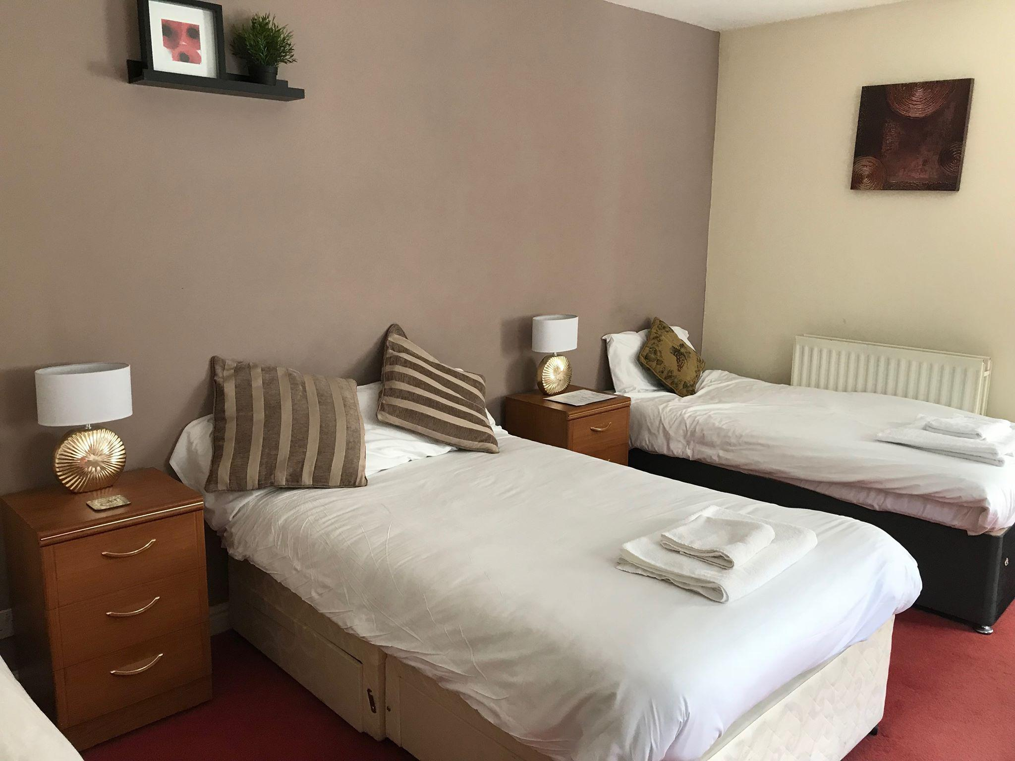 Family room-Ensuite-up to 4 People