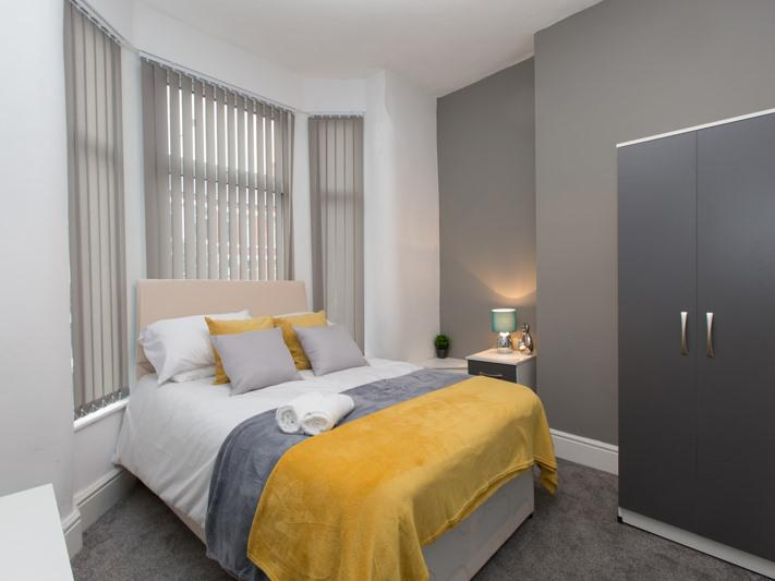 Double room-Ensuite-Room 4 - Base Rate
