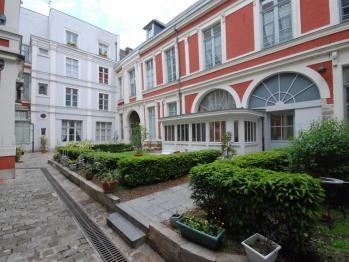 cour intérieure appartement 1