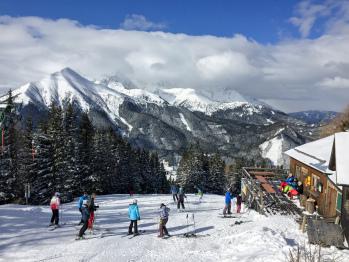 Das kleine aber feine Skigebiet Hohentauern mit traumhaftem Panorama