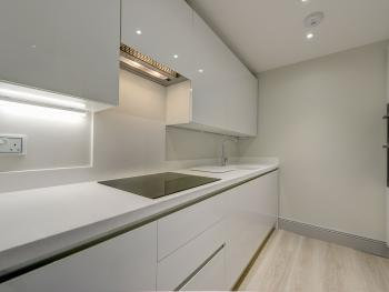 Two Bed Apartment - Kitchen