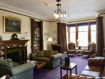 Dalrachney Lodge Hotel - Drawing Room