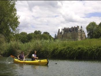 Canoë-kayak à Villersexel