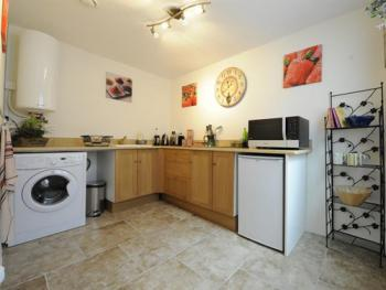 Fully equipped kitchens in all apartments.