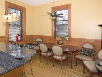 Eat-In Kitchen for Informal Socializing w/Guest Visitors